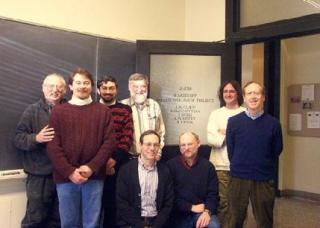 The D'Arbeloff Interactive Mathematics Project team